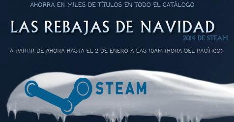 Rebajas Steam