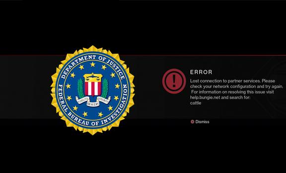 FBI - Lizard Squad
