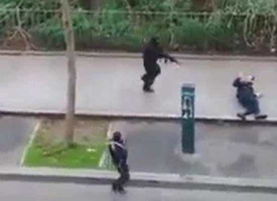 Francia está en shock por atentado Islamita.