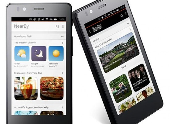 Bq hara oficial su primer dispositivo basado en Ubuntu