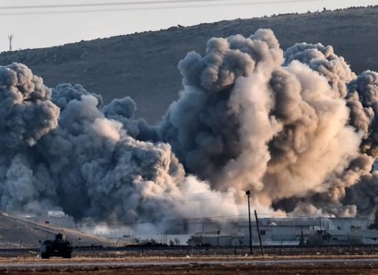 EEUU piensa que bombandear a ISIS en Irak no es la solución