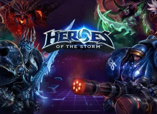 Heroes of the Storm anuncia nuevos personajes