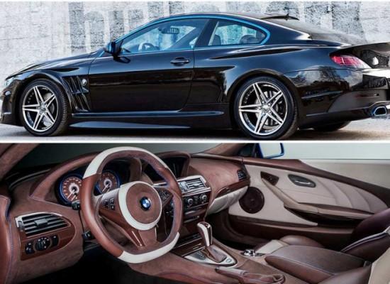 Conoce el BMW serie 6 y sus 16 altavoces