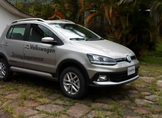 Volkswagen introduce el facelift del CrossFox en Colombia