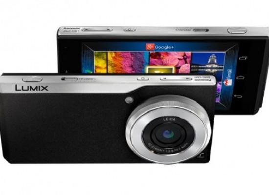 Panasonic Lumix CM1: una cámara con Android