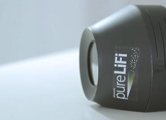 Conoce a LiFi la nueva alternativa para transmitir datos a traves de la luz