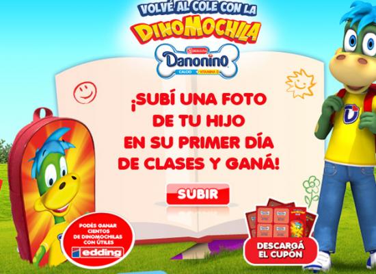 Con la nueva app de Danonino los más pequeños también aprenden jugando