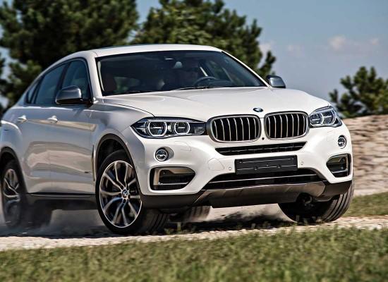 Arribó a Colombia la segunda generación del BMW X6