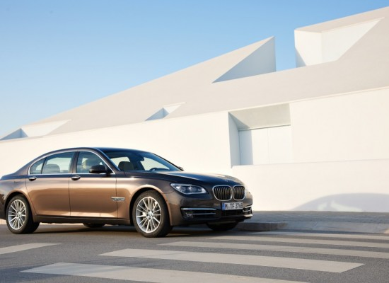 BMW presenta innovaciones tecnológicas de la Serie 7