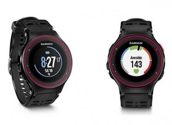 Relojes deportivos con sensor óptico integrado