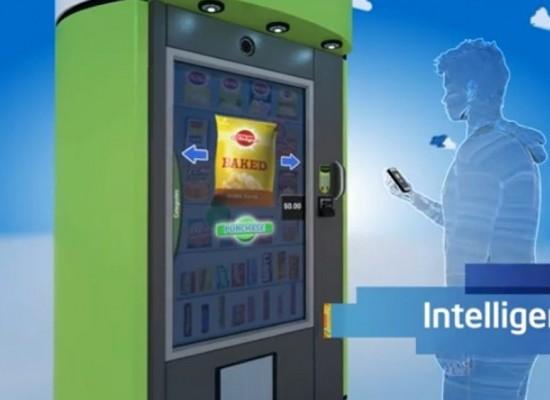 Intel crea máquinas expendedoras inteligentes que pueden hacer ofertas
