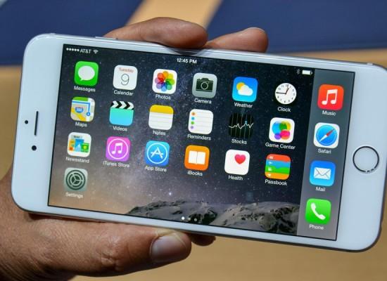 El iPhone 6S tendrá una pantalla que ningún otro móvil tiene en la actualidad