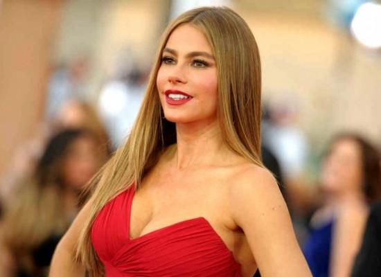Sofía Vergara sorprendió sin maquillaje