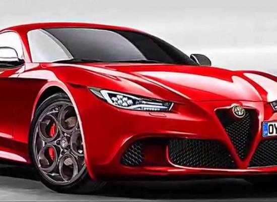 El nuevo Giulia de Alfa Romeo