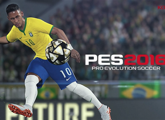 Primer teaser tráiler PES 2016 con Neymar