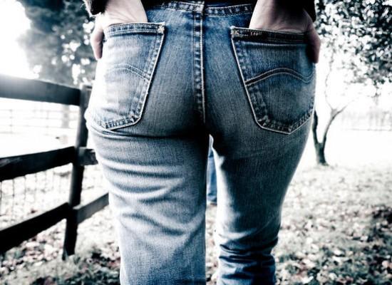 Los pantalones apretados son perjudiciales para tu salud