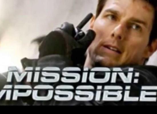 Tom Cruise aguantó la respiración por 6 minutos para filmar Misión: Imposible 5