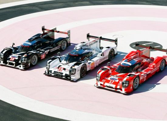 Porsche sorprende en Le Mans
