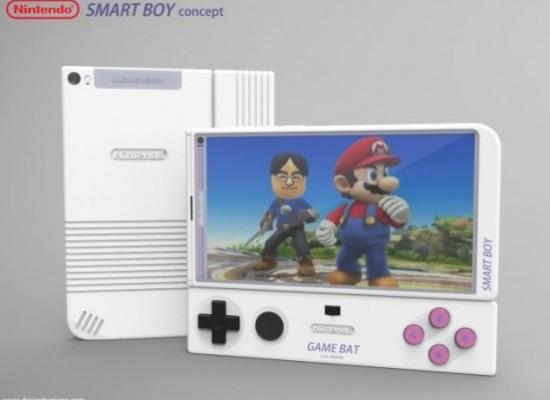 Smartboy, la fusión que nos deja el Smartphone con un GameBoy