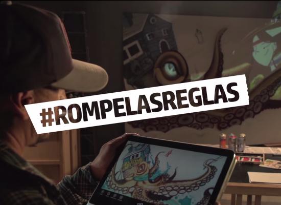 #RompeLasReglas con HP