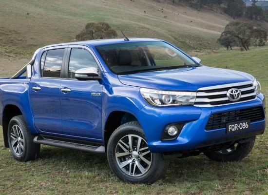 La Toyota Hilux 2016 mantiene la resistencia y aumenta su confort
