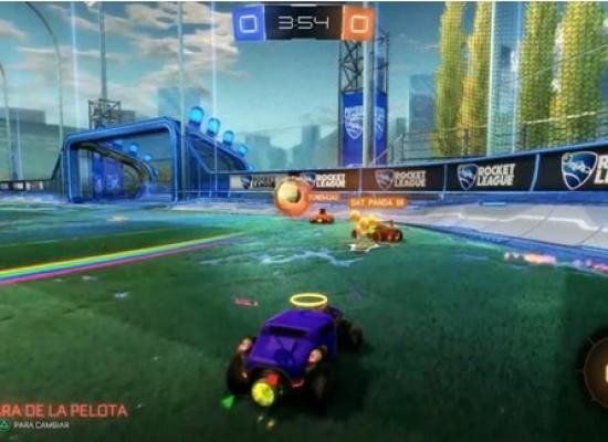 El juego para PS4 que une los autos y el futbol
