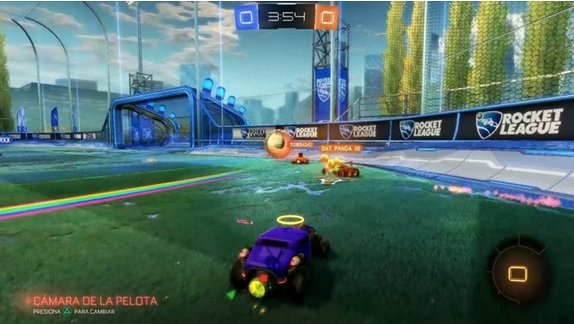 El Juego Para Ps4 Que Une Los Autos Y El Futbol Develongo