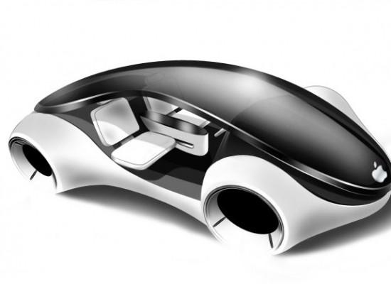 Titan, el vehículo eléctrico de Apple