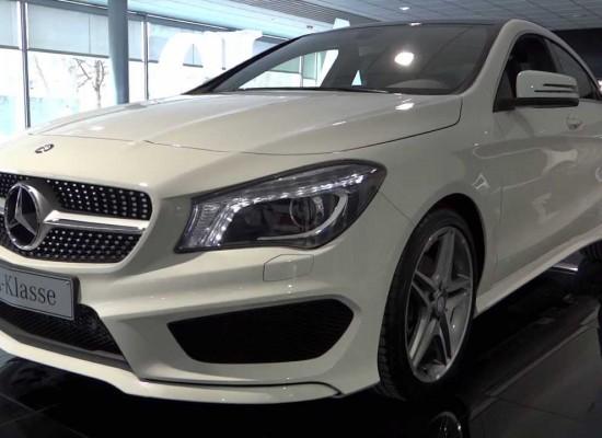 Motores y equipamiento para los Mercedes Clase B, CLA y GLA