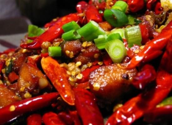 Relación entre el consumo de comida picante y la longevidad
