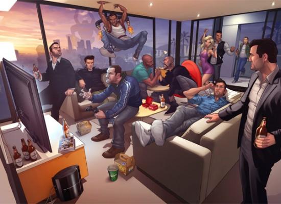 Primer tráiler de la película de Grand Theft Auto