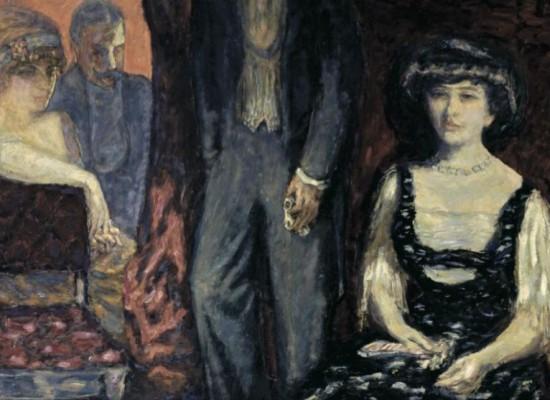 La soledad de ser Pierre Bonnard