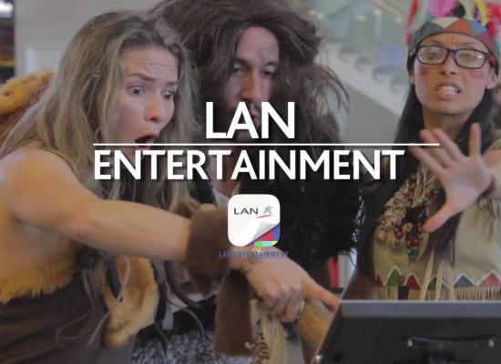 Con LAN Entertainment vive emociones diferentes mientras vuelas ¡Descárgala ya!