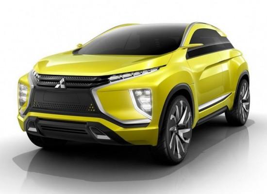 Mitsubishi lanzará entre 2017 y 2019 el todoterreno eléctrico eX Concept