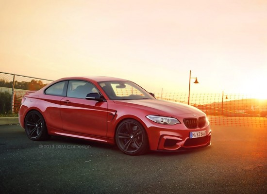 El nuevo M2 Coupé encumbra la saga de los deportivos de BMW