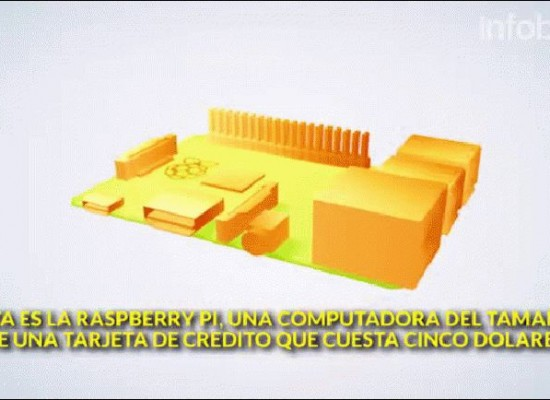 Raspberry Pi Zero, el computador de 5 dólares