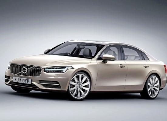 Volvo S90, un nuevo concepto de lujo