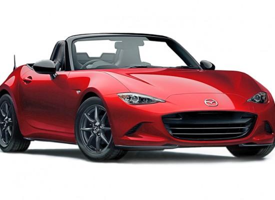Ya esta aquí el Mazda MX-5
