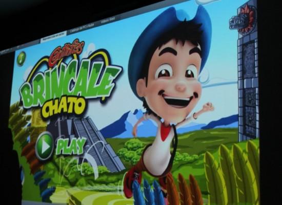 Cantinflas ya es virtual!