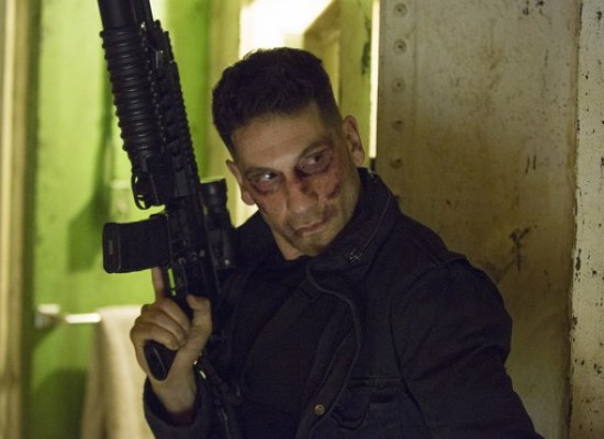 The Punisher tendrá su propia serie en Netflix
