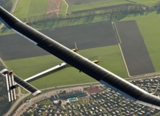La importancia del vuelo del avión solar