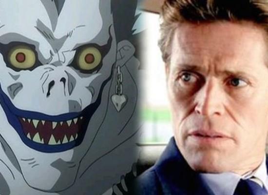 Willem Dafoe será Ryuk en la película de Death Note