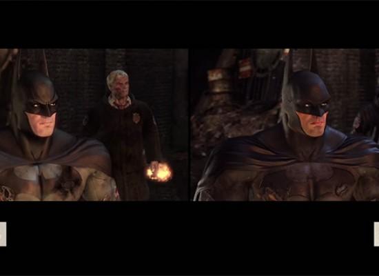 Nueva fecha y tráiler para Batman: Return to Arkham