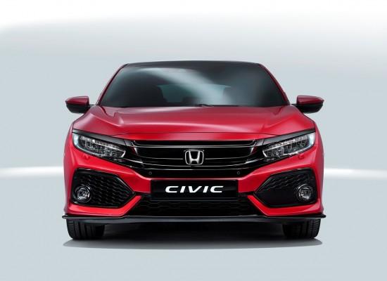 El nuevo Honda Civic es más grande que nunca