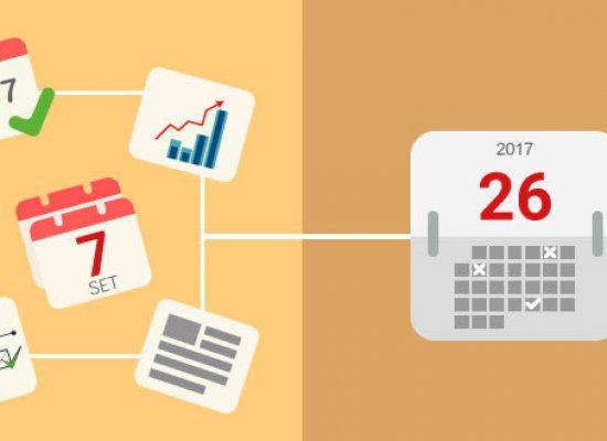 Planifica tu estrategia de Marketing gracias a este Calendario
