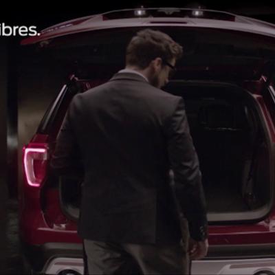 La tecnología que quisieras tener en tu BBQ la tienes en tu Ford Explorer