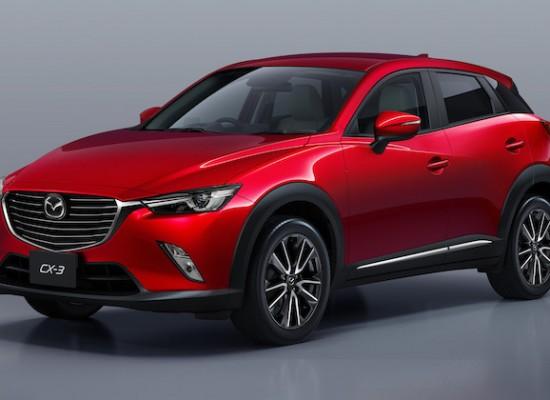 El nuevo Mazda CX-3