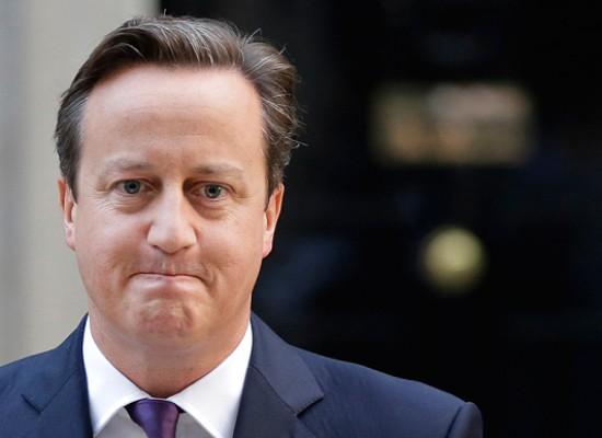 El primer ministro Britanico presionado por el caso de las torturas de la CIA.
