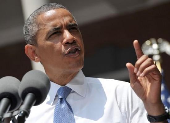 Barack Obama ha declarado en el congreso la necesidad de combatir el cambio climático