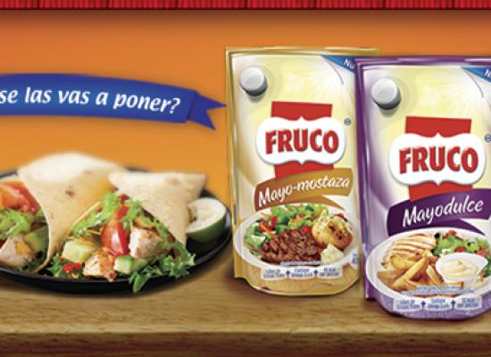 Fruco y sus nuevas variedades de mayonesas: mayo dulce, tártara, y mayo mostaza